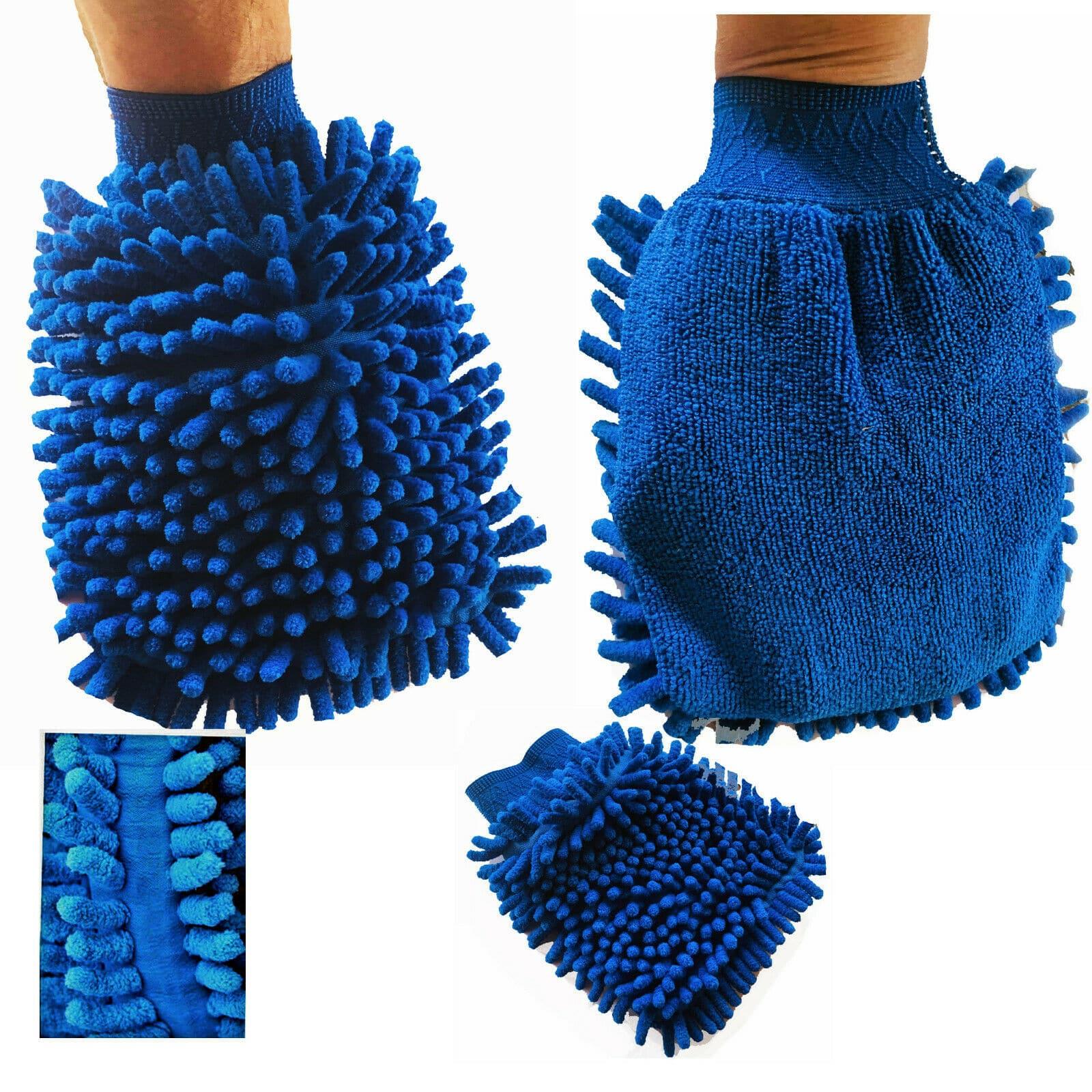 dusting gloves