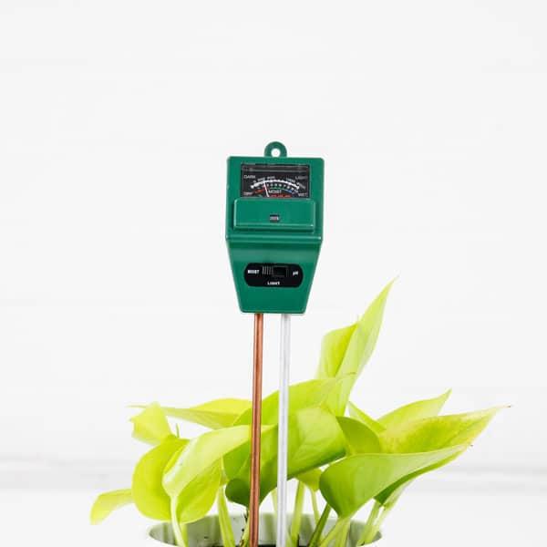 soil & light tester