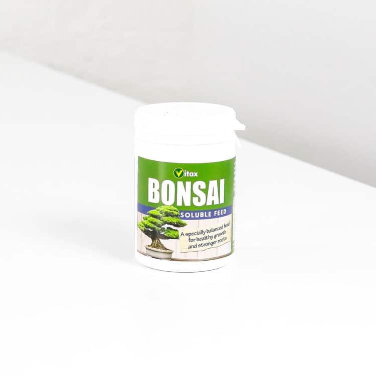 vitax bonsai soluble plant food