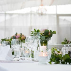 rent plants for an event