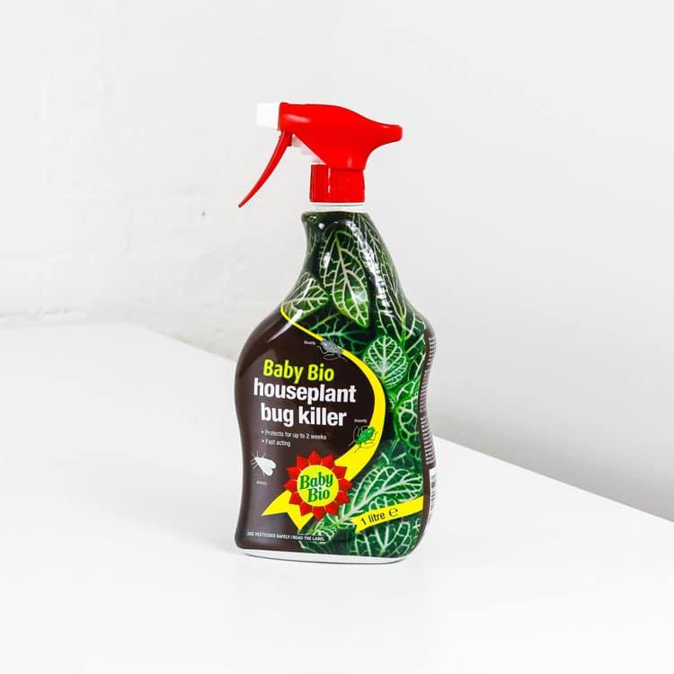 baby bio houseplant bug killer 1L