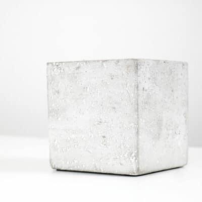 terra concrete pot